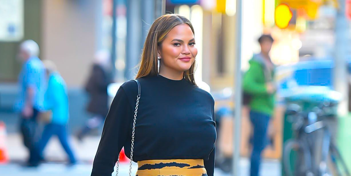 Chrissy Teigen best clap backs