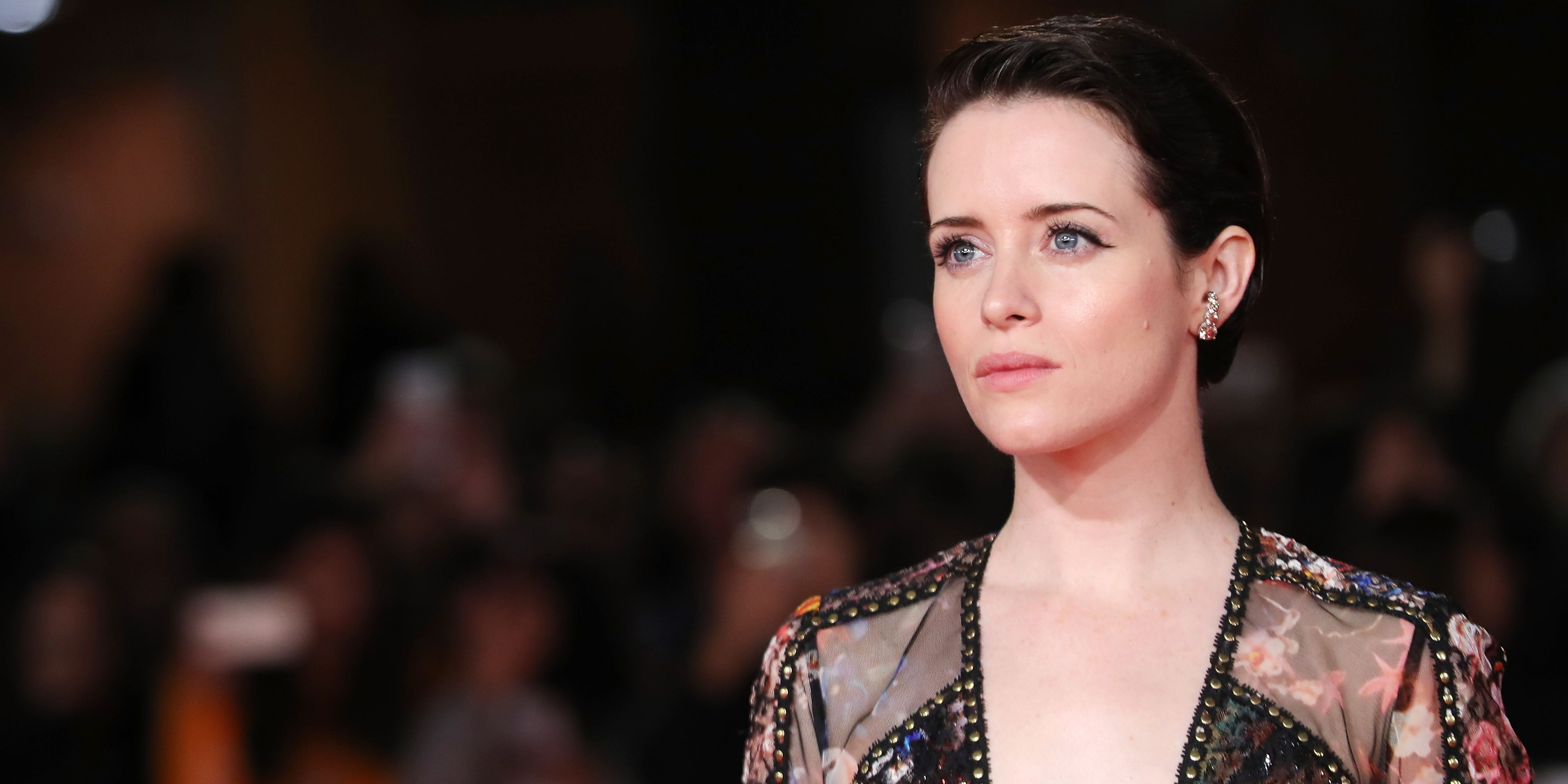 Claire Foy actress the crown BAFTA
