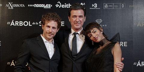 'El Arbol De La Sangre' Madrid Premiere