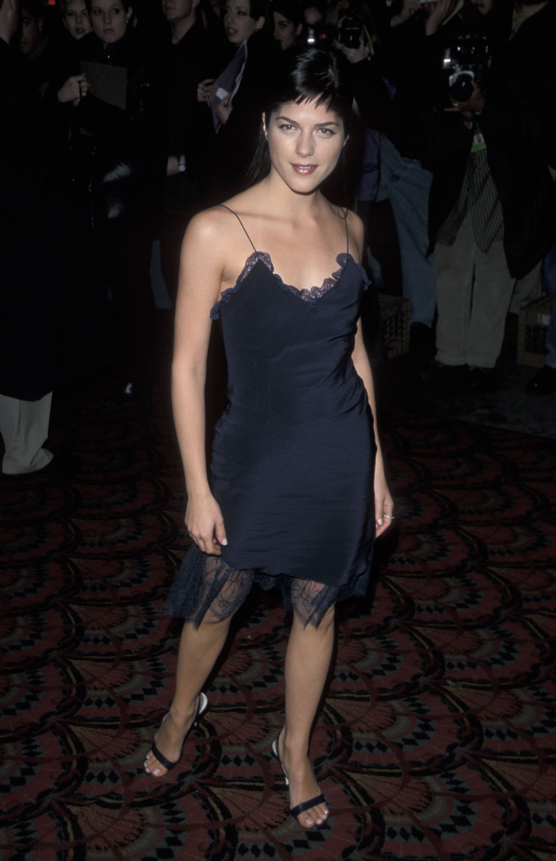 45dfae68938f A Visual History of the Slip Dress Worn by Kate Moss, Sophia Coppola, and  More