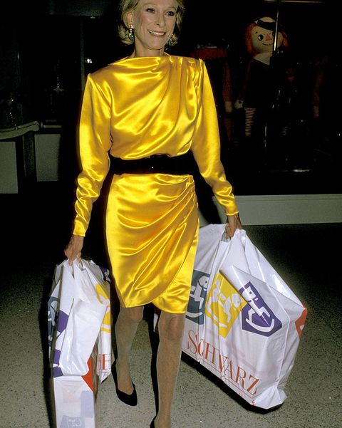nan kempner during fao schwarz shopping party to benefit cancer research in new york