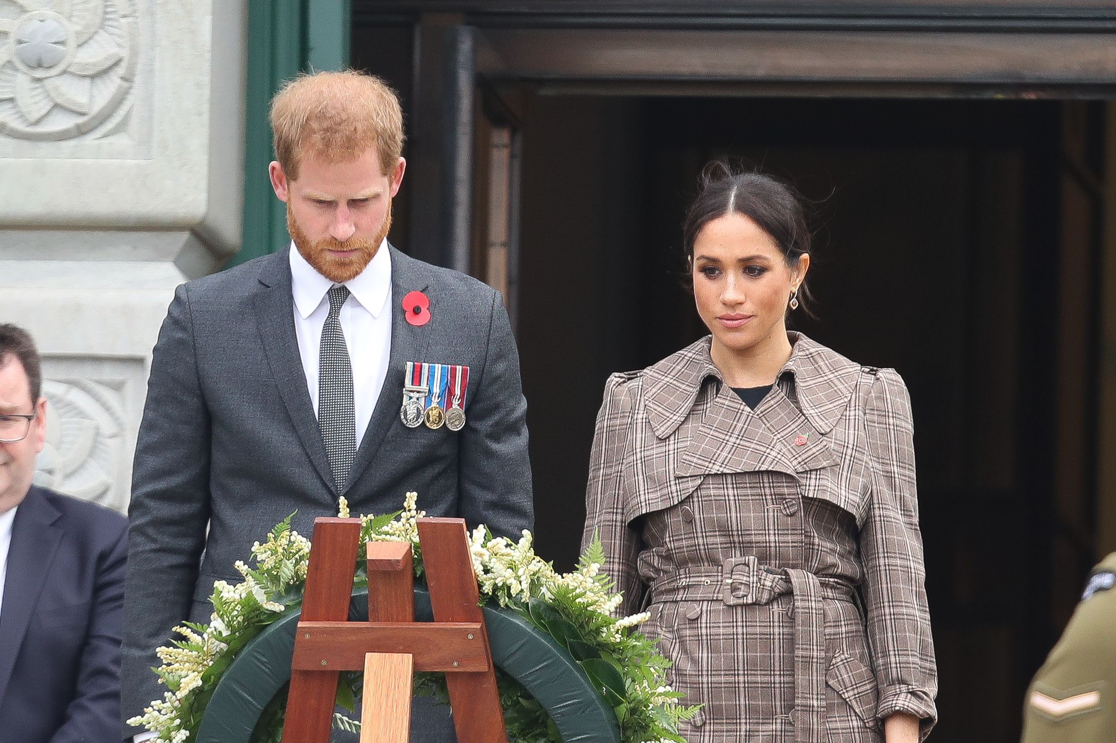 Prince Harry And Meghan Markle Told The Royal Family About Her Miscarriage Before Her Op-Ed Was Published