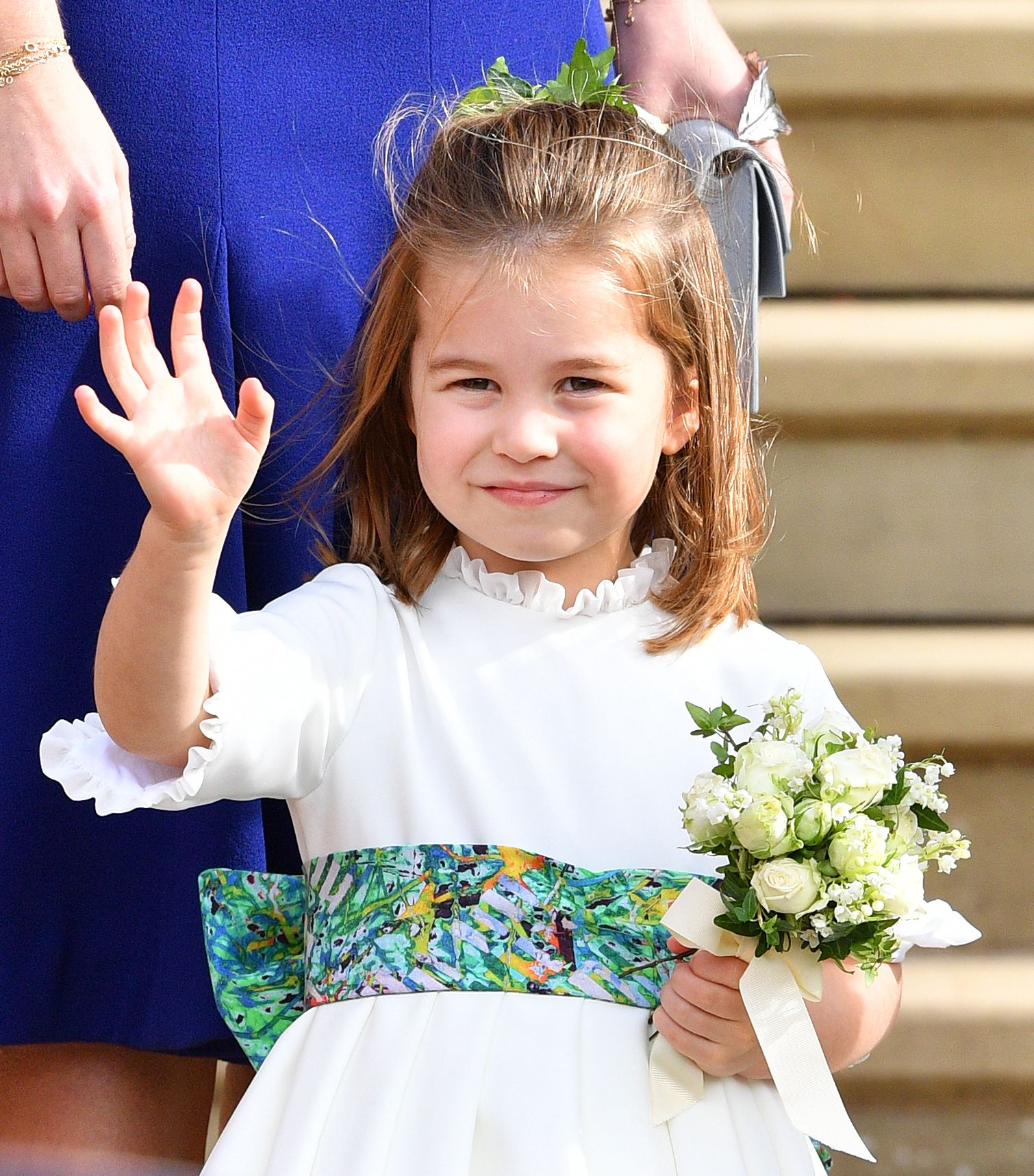 Princess Charlotte Is Getting a New Name for Her First Day of School Tomorrow