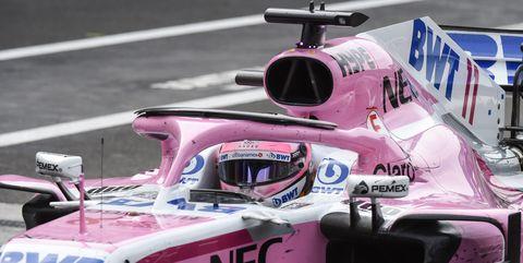 AUTO-PRIX-MEX-F1-RACE