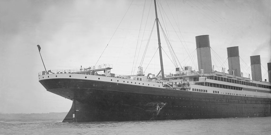 Titanic Conspiracy Theory Did The Titanic Really Sink