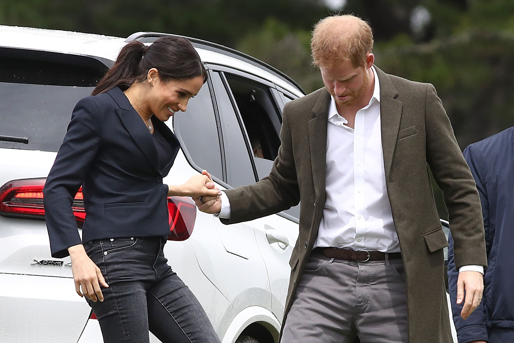Meghan Markle and Prince Harry on royal tour Australia