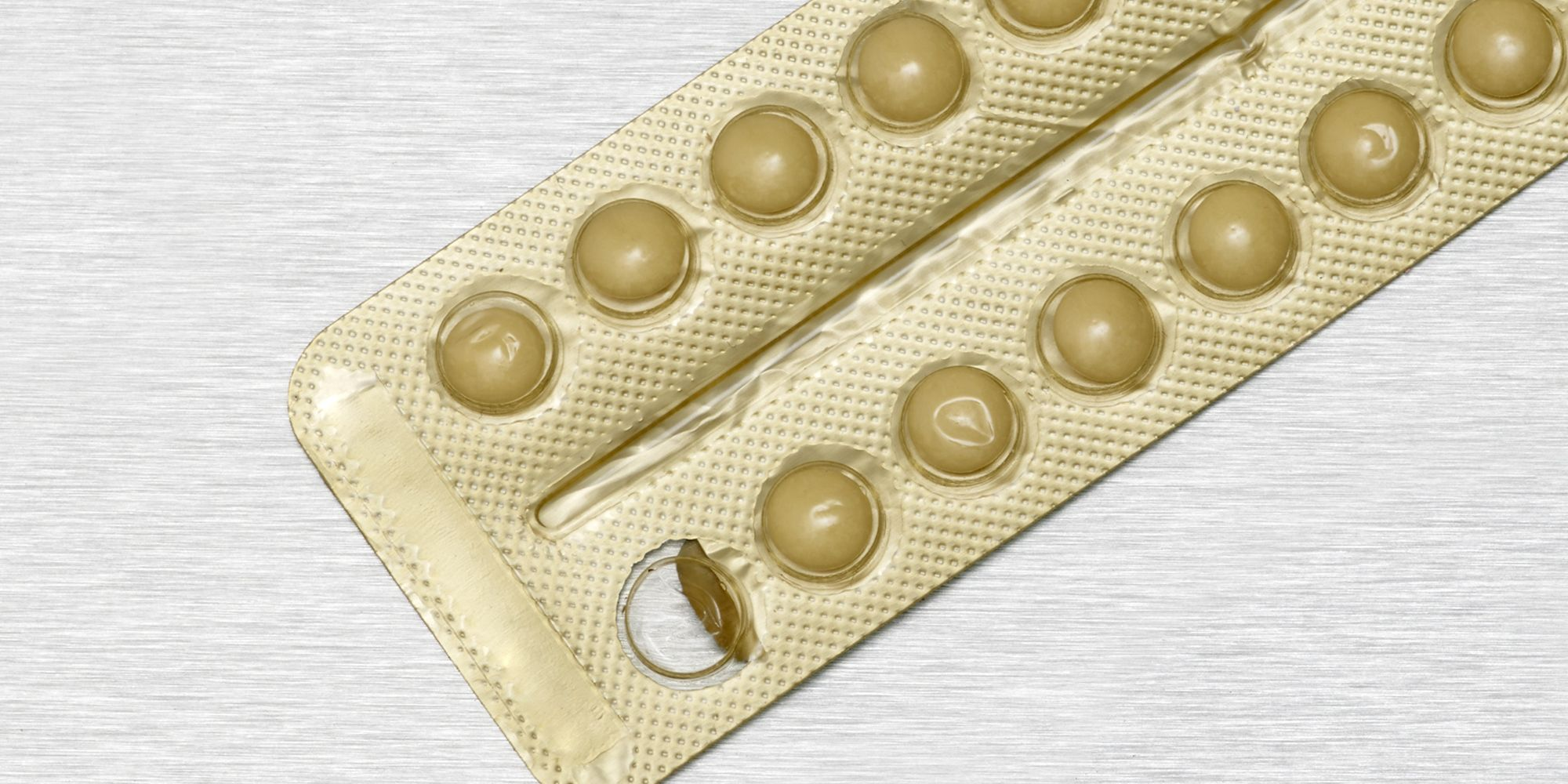 The reason why certain women can get pregnant while taking hormonal contraception