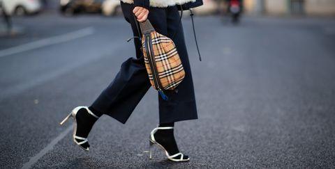 Tartan, Street fashion, Umbrella, Plaid, Pattern, Fashion, Snapshot, Design, Textile, Human,
