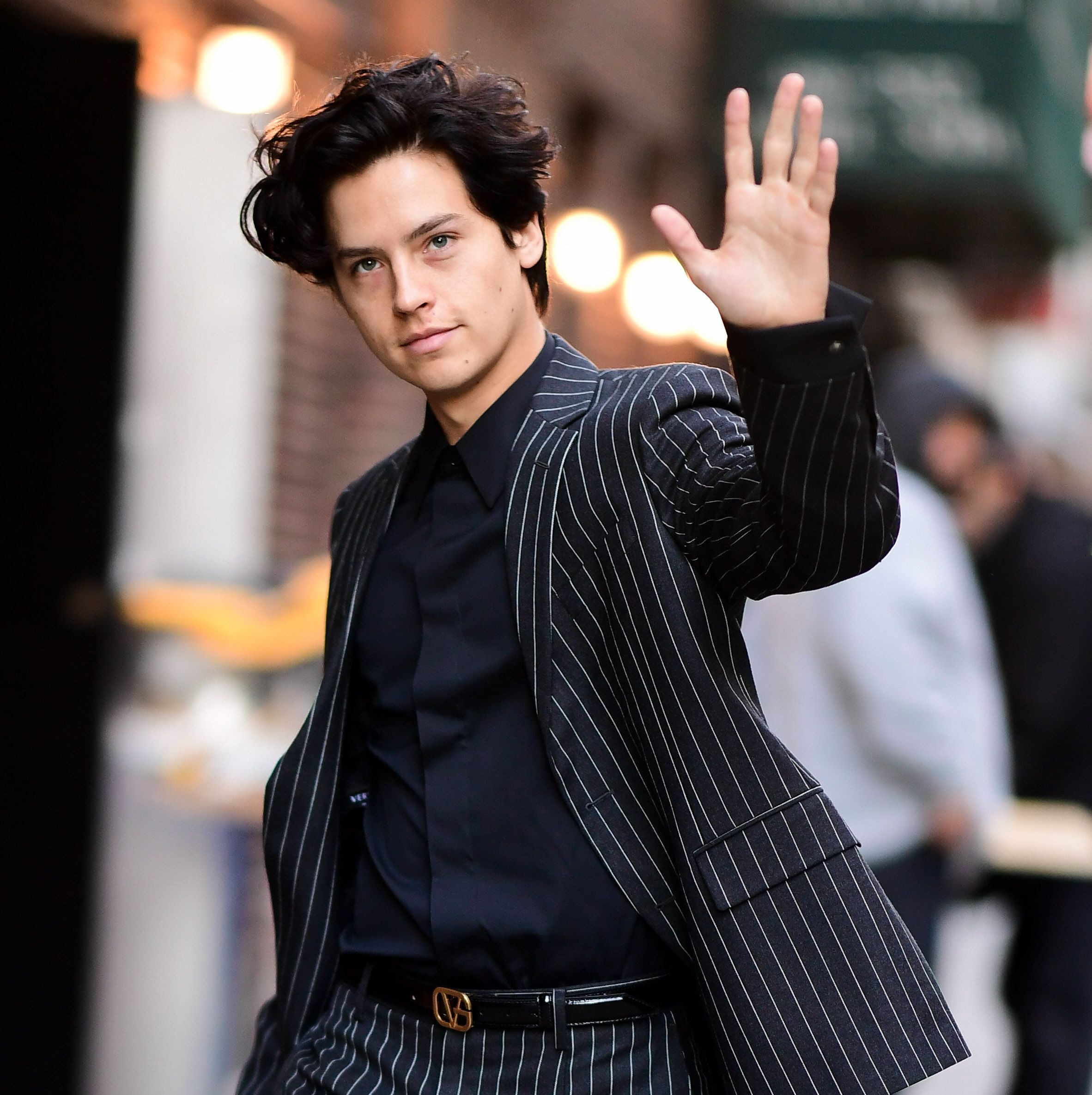 Cole Sprouse's Net Worth Is Even More Glorious Than His Hair Coif