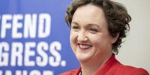 Congressional Candidate Katie Porter
