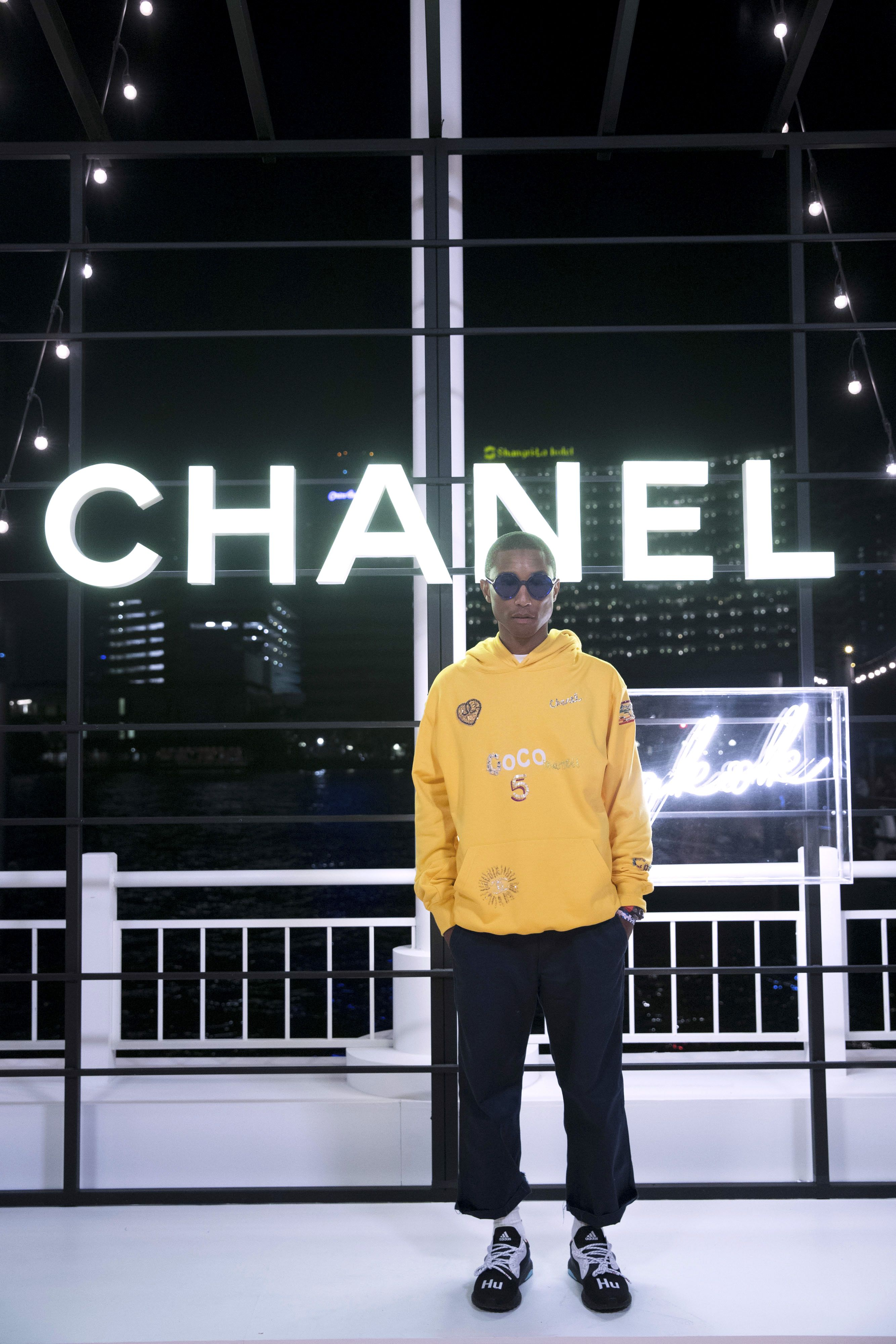 110ea44cd Pharrell Williams Is Designing For Chanel - Pharrell Williams Chanel  Collection