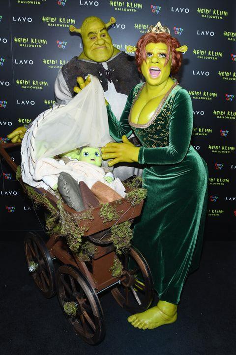 Así se han disfrazado los famosos para celebrar Halloween.