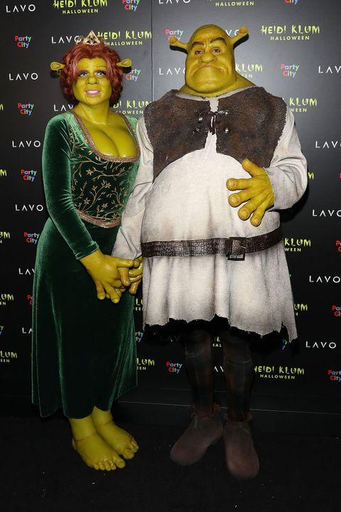 Heidi Klum Craziest Costumes