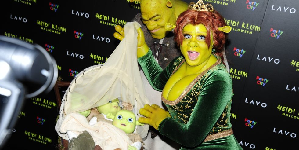 Best Heidi Klum Halloween Costumes Showing Us You Can Never Be Too Extra