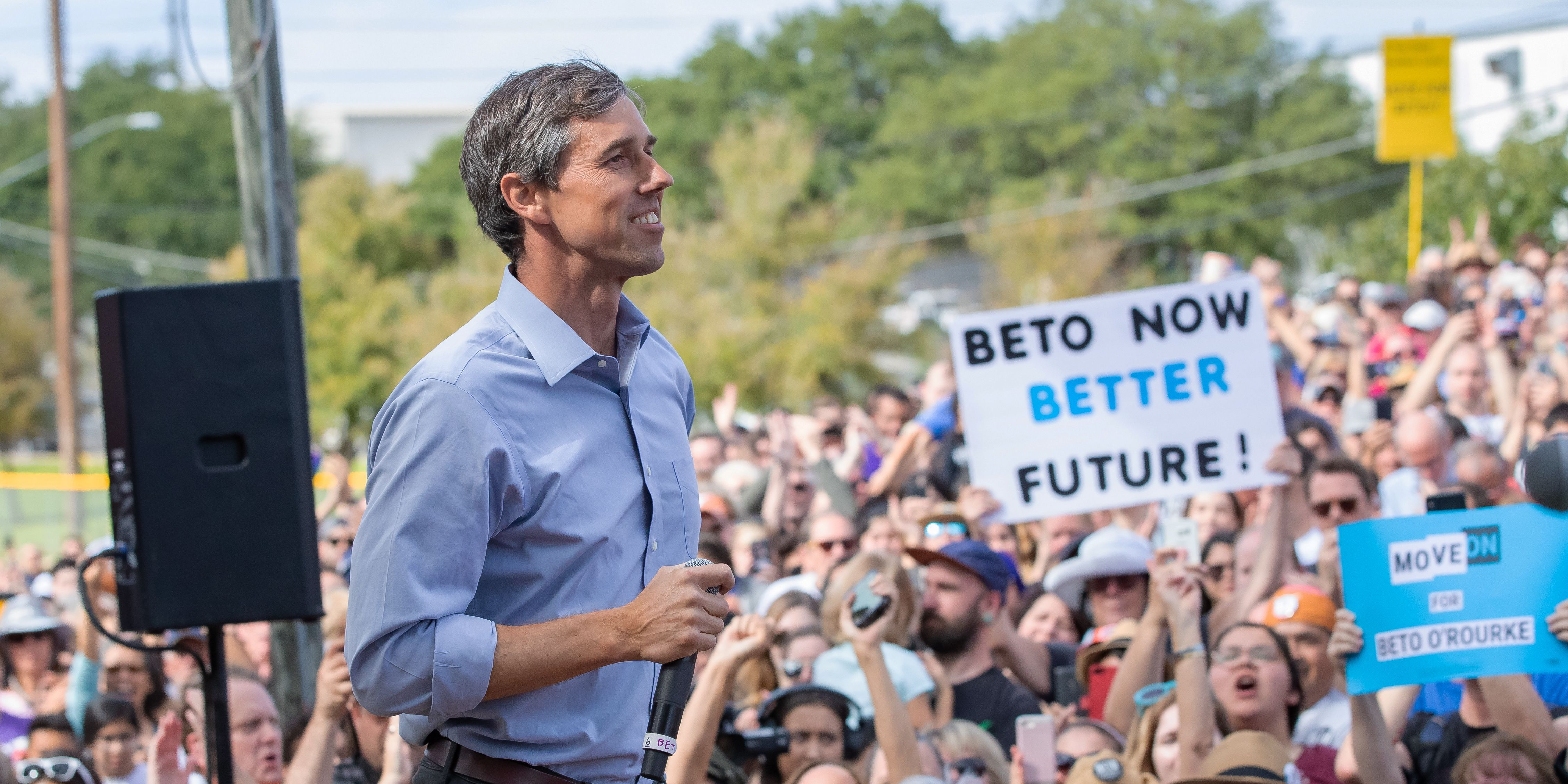 Everything You Need to Know About Beto O'Rourke, the Congressman Who May Be Eyeing the Presidency