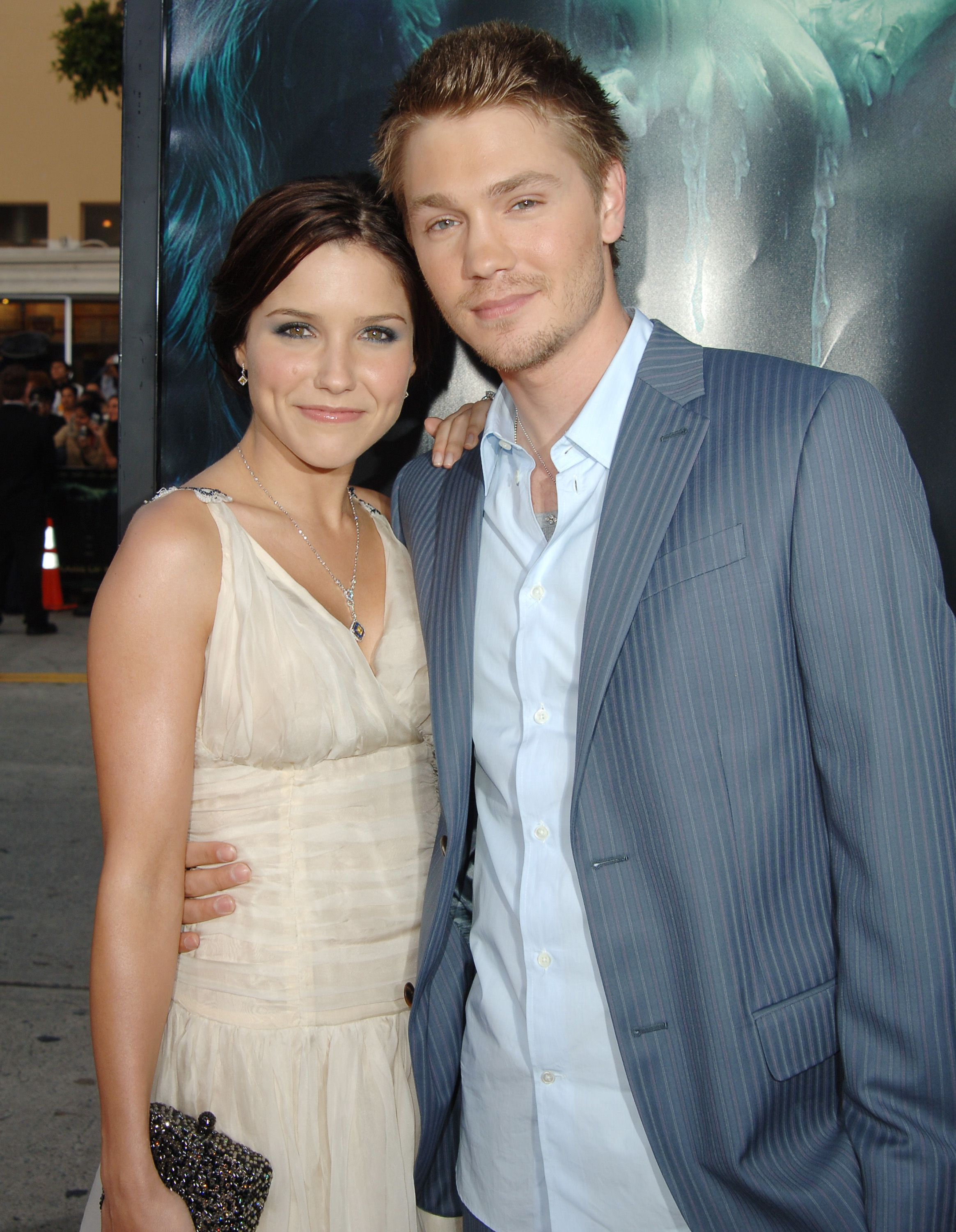 Who dating chad michael murray