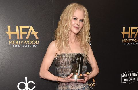 22nd Annual Hollywood Film Awards - Press Room