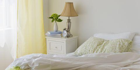 Bedroom, Bed, Furniture, Bed sheet, Room, Bedding, Bed frame, Mattress, Interior design, Property,