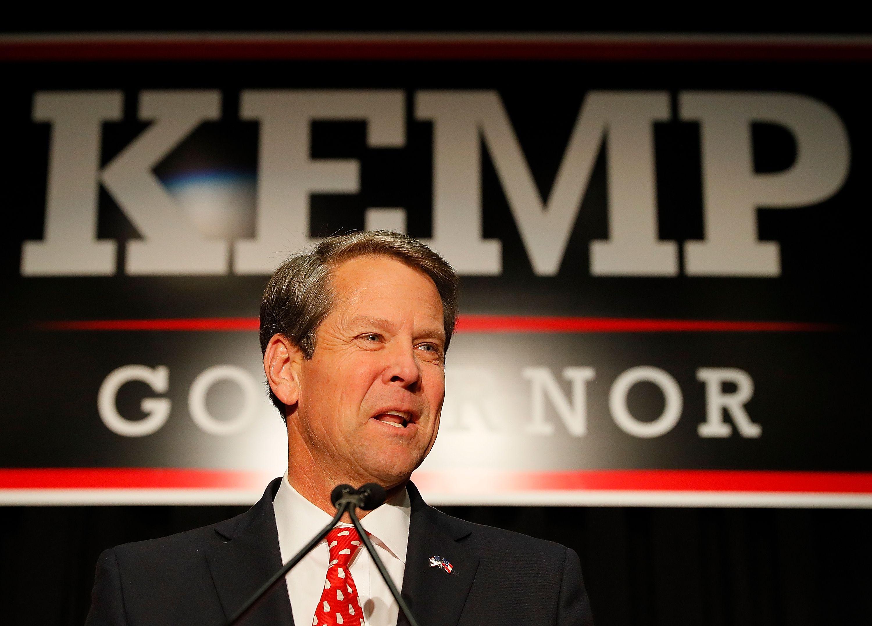 Brian Kemp's Credibility Is Shredded ...