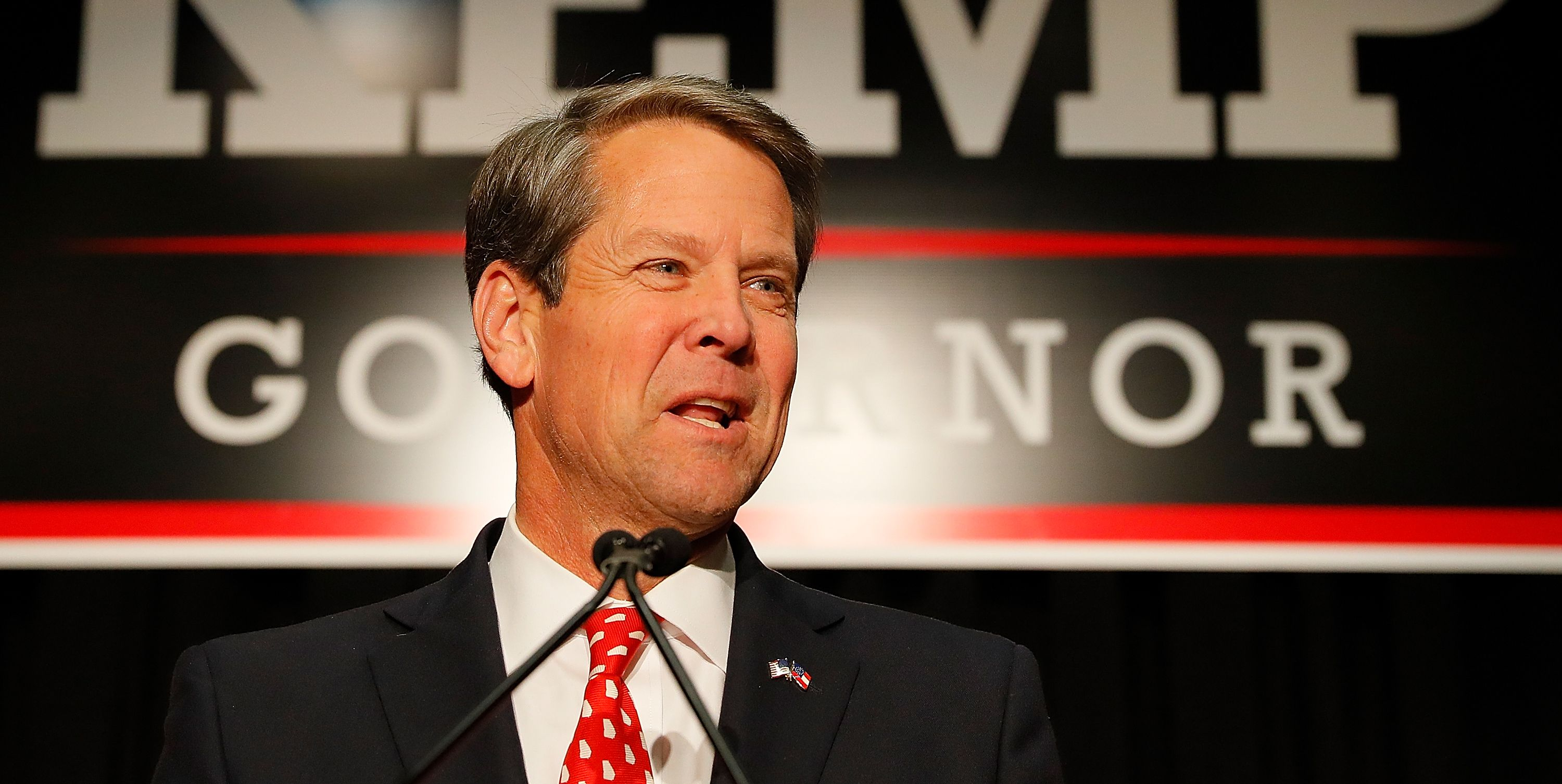 Brian Kemp's Credibility Is Shredded Before He Even Takes Office