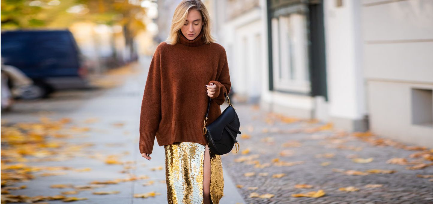 The best jumper and dress combos to shop now , How to layer