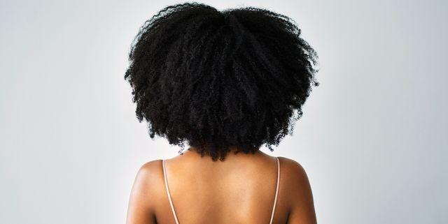 black hair curls natural hair