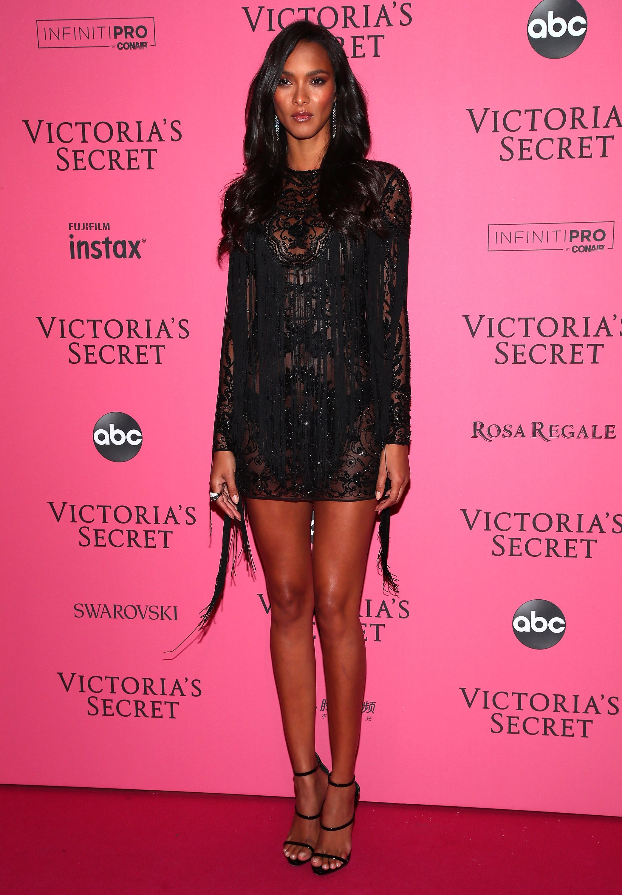 08b2cf21cb9 Victoria s Secret Fashion Show 2018 After Party Looks - What the Victoria s  Secret Angels Wore to the After Party