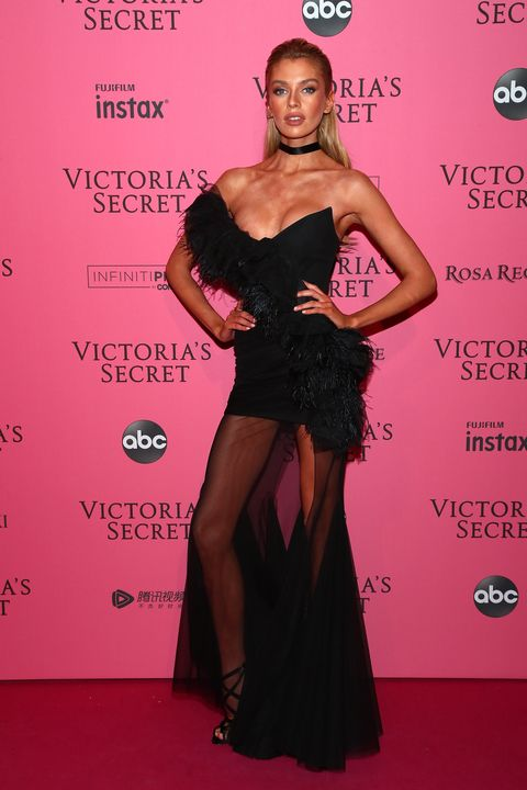 e468a90ced6 Victoria s Secret Fashion Show 2018 After Party Looks - What the ...