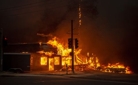 camp fire northern california nov 9 2018