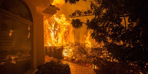 Heat, Flame, Fire, Light, Lighting, Sky, Tree, Night, Wildfire, Architecture,
