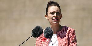 New Zealanders Mark Armistice Centenary
