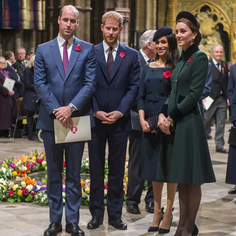 Why Meghan and Harry have stopped following William and Kate on Instagram