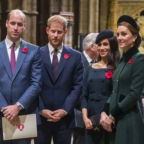 Harry and Meghan are officially splitting households with William and Kate