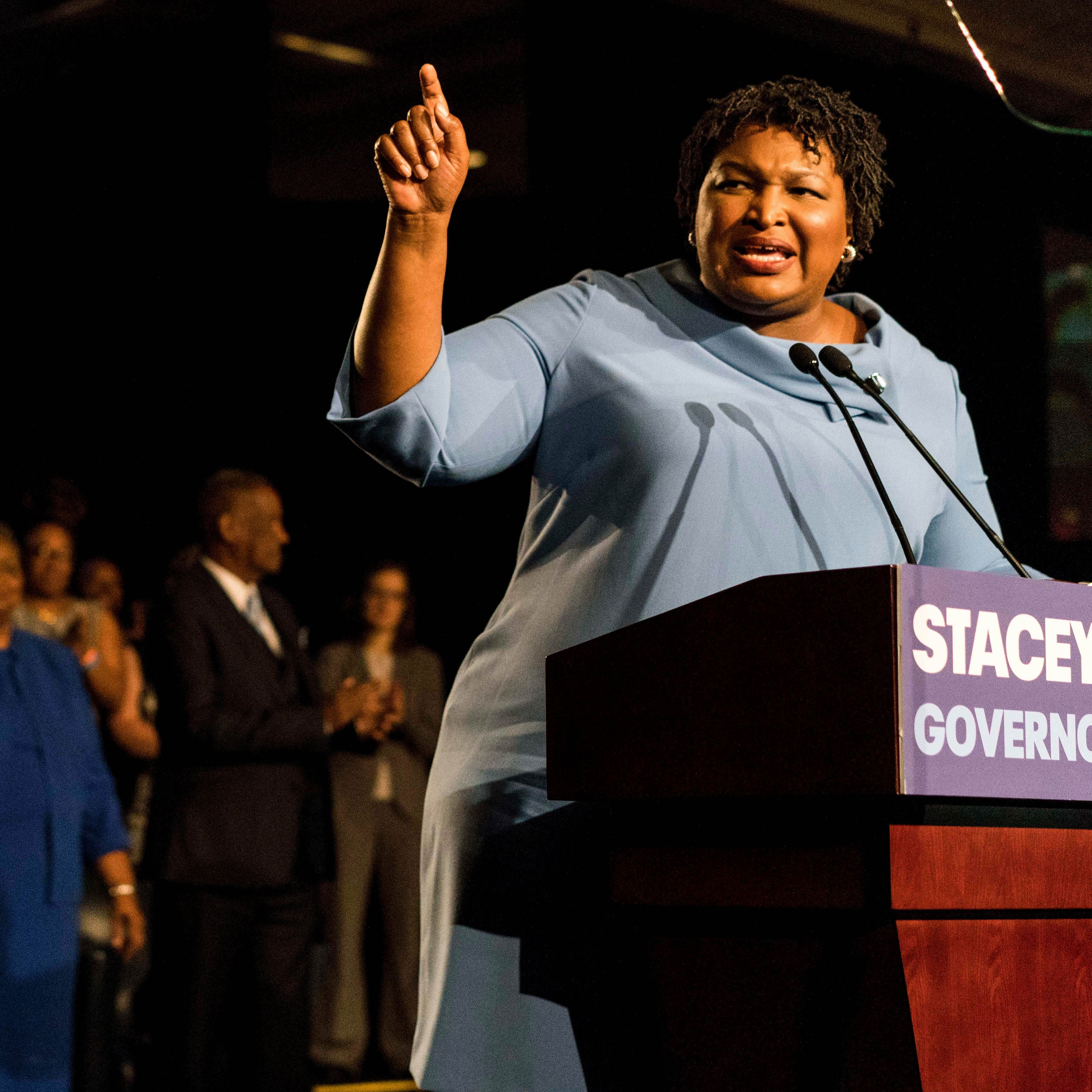 Stacey Abrams, who ran for governor of George as a Democrat in 2018, laid out a case for identity politics in a piece in Foreign Affairs .
