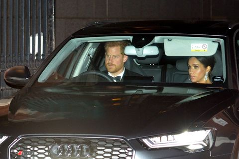 prince harry meghan markle prince charles 70th birthday