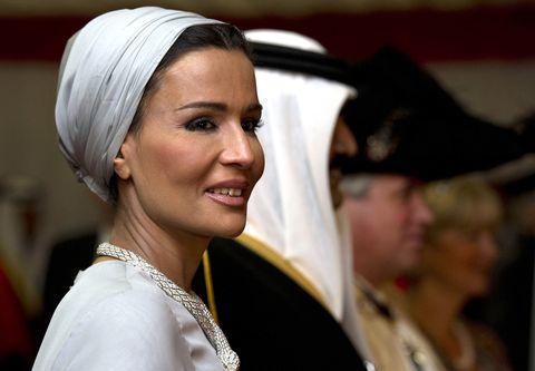 卡達, 王妃, 皇室, 謝赫莫札, 高級訂製服