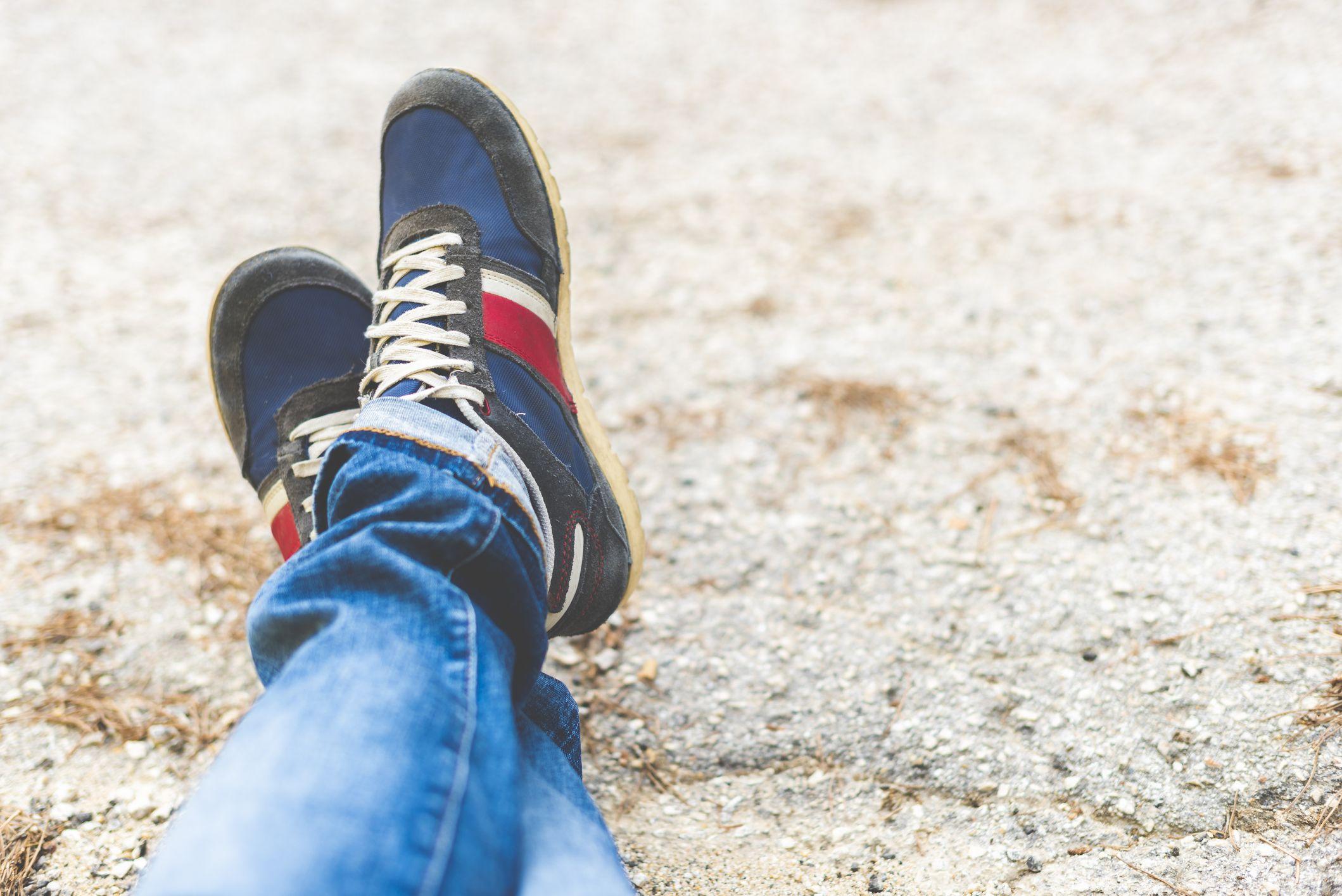 Retro Sneakers That Prove Old-School