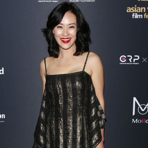 culver city, california   november 01 vivian wu attends the 4th annual asian world film festival   closing night screening of in harms way held at arclight culver city on november 01, 2018 in culver city, california photo by michael trangetty images