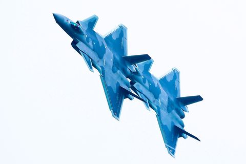 All the New Tech From China's Big Airshow
