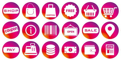Pink, Text, Font, Magenta, Icon, Circle, Emoticon,