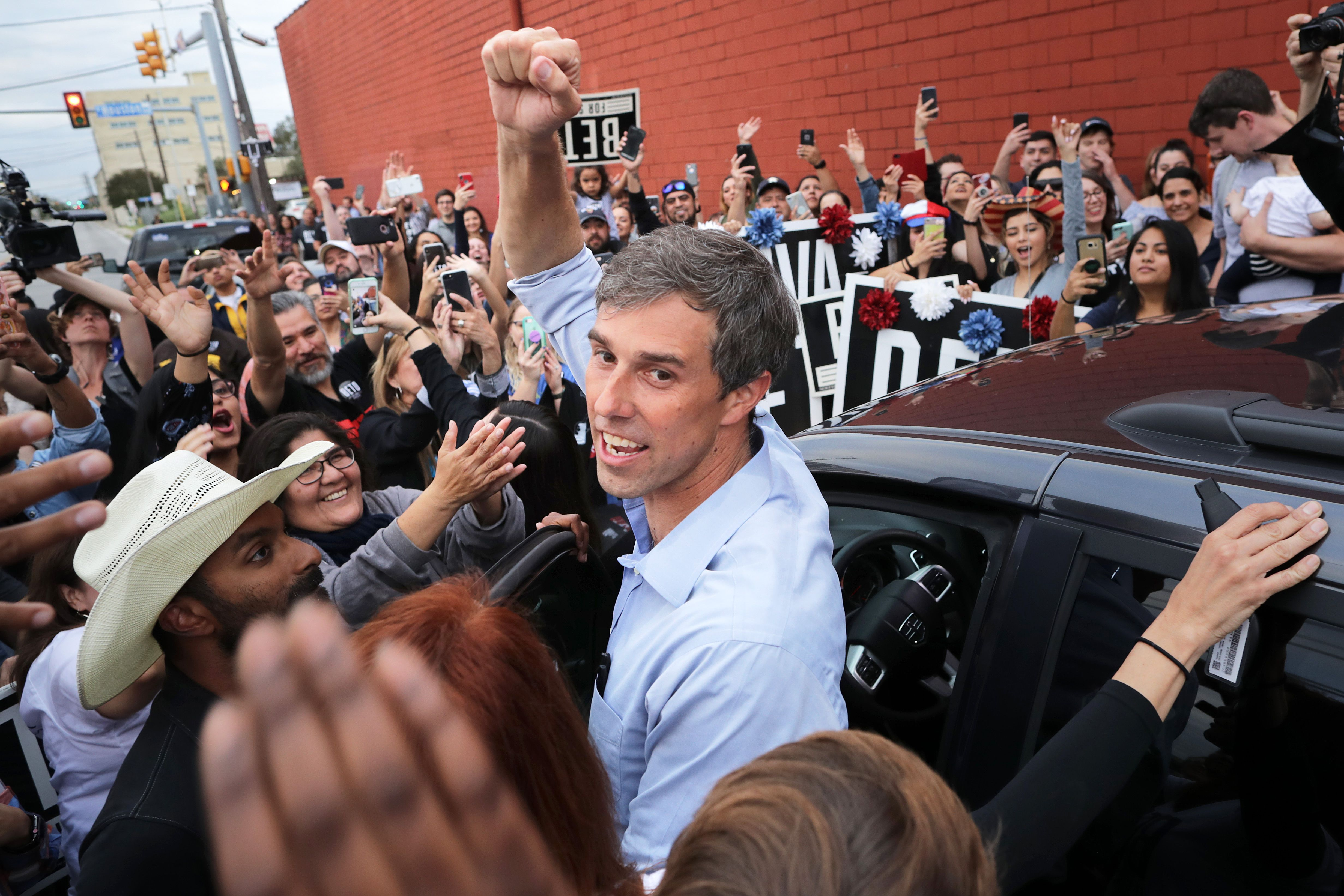 Beto O'Rourke Is Running for President in 2020. Here's Where He Stands on 9 Important Issues.