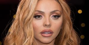 Little Mix's Jesy Nelson debuts a new face tattoo