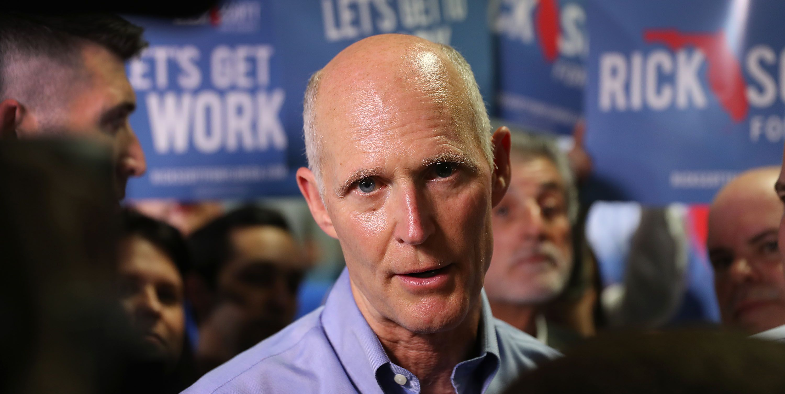 Maybe Florida Should Just Sit the Next Few Elections Out