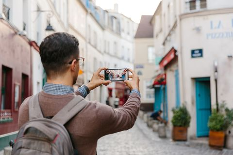 Photograph, Snapshot, Street, Photography, Street fashion, Neighbourhood, Travel, Tourism, Vacation, Road,