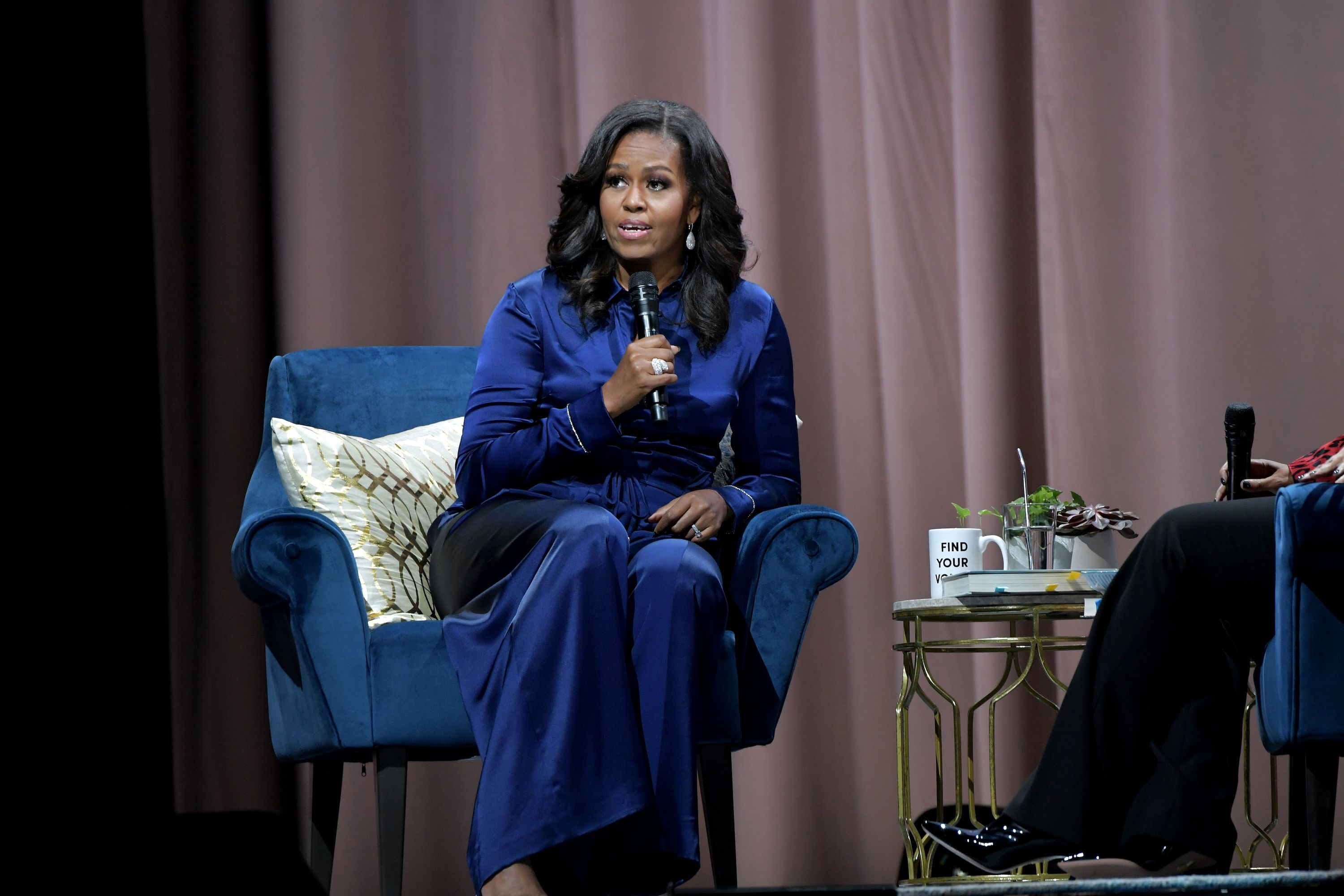 "Michelle Obama Says ""It's Up to All of Us"" to Root Out Racism: ""It Starts with Self-Examination"""