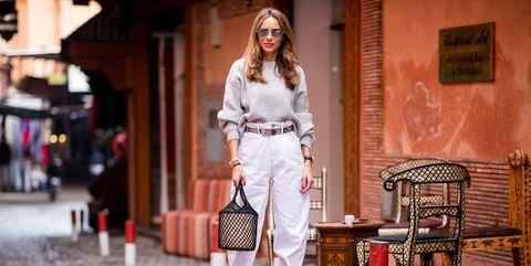 3b38833cc 35 looks en pantalones blancos