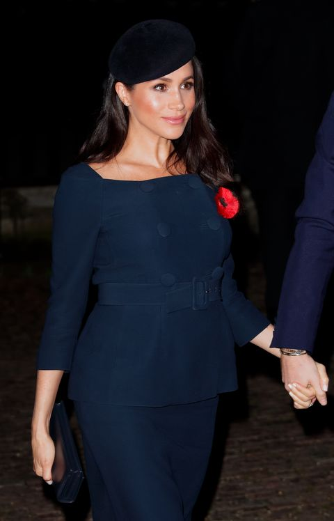 567b6149fd1e4 The Total Cost of Meghan Markle's Royal Wardrobe Is Close To £1 ...