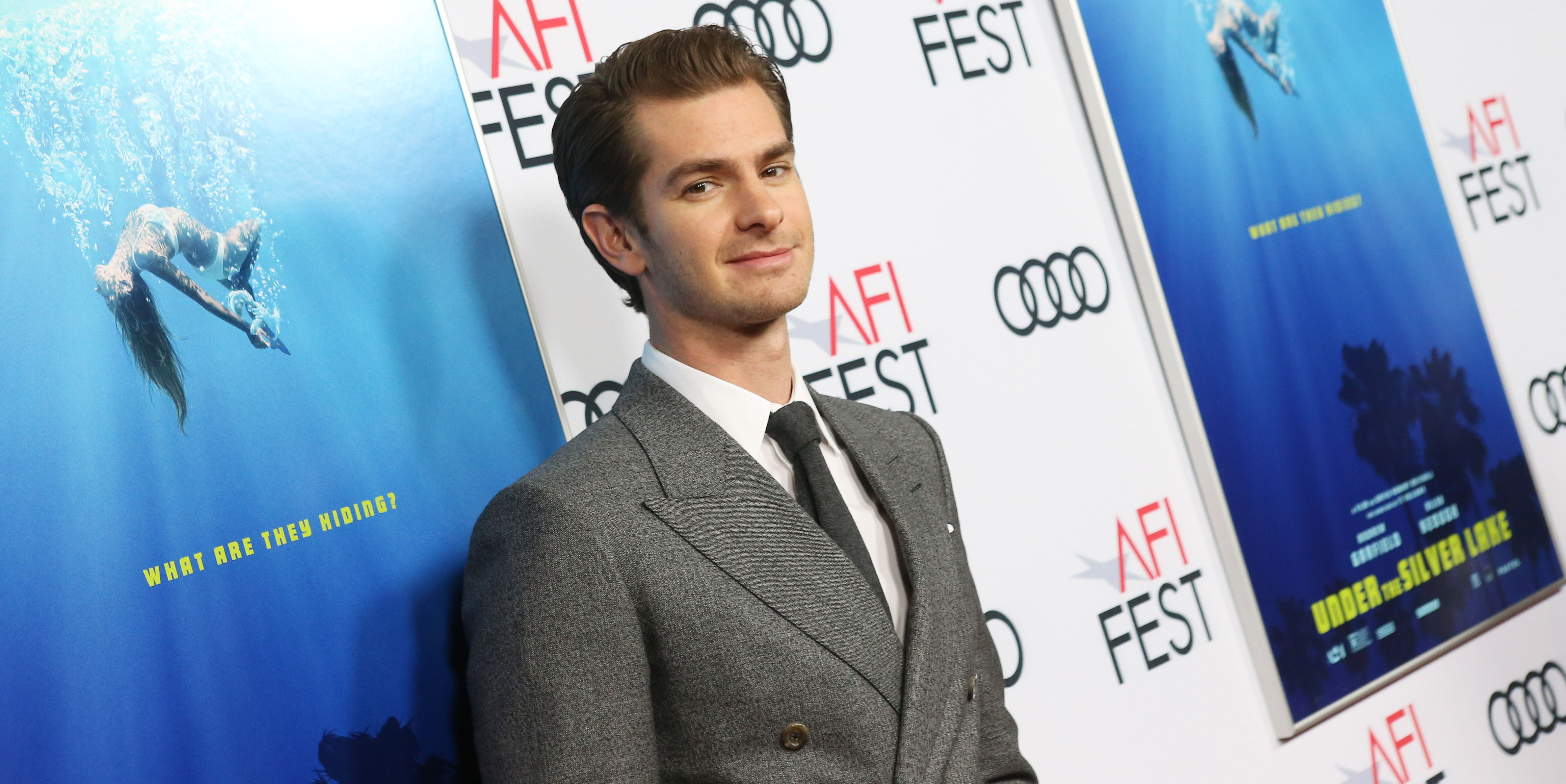 Andrew Garfield Is Cooler Than You Remember