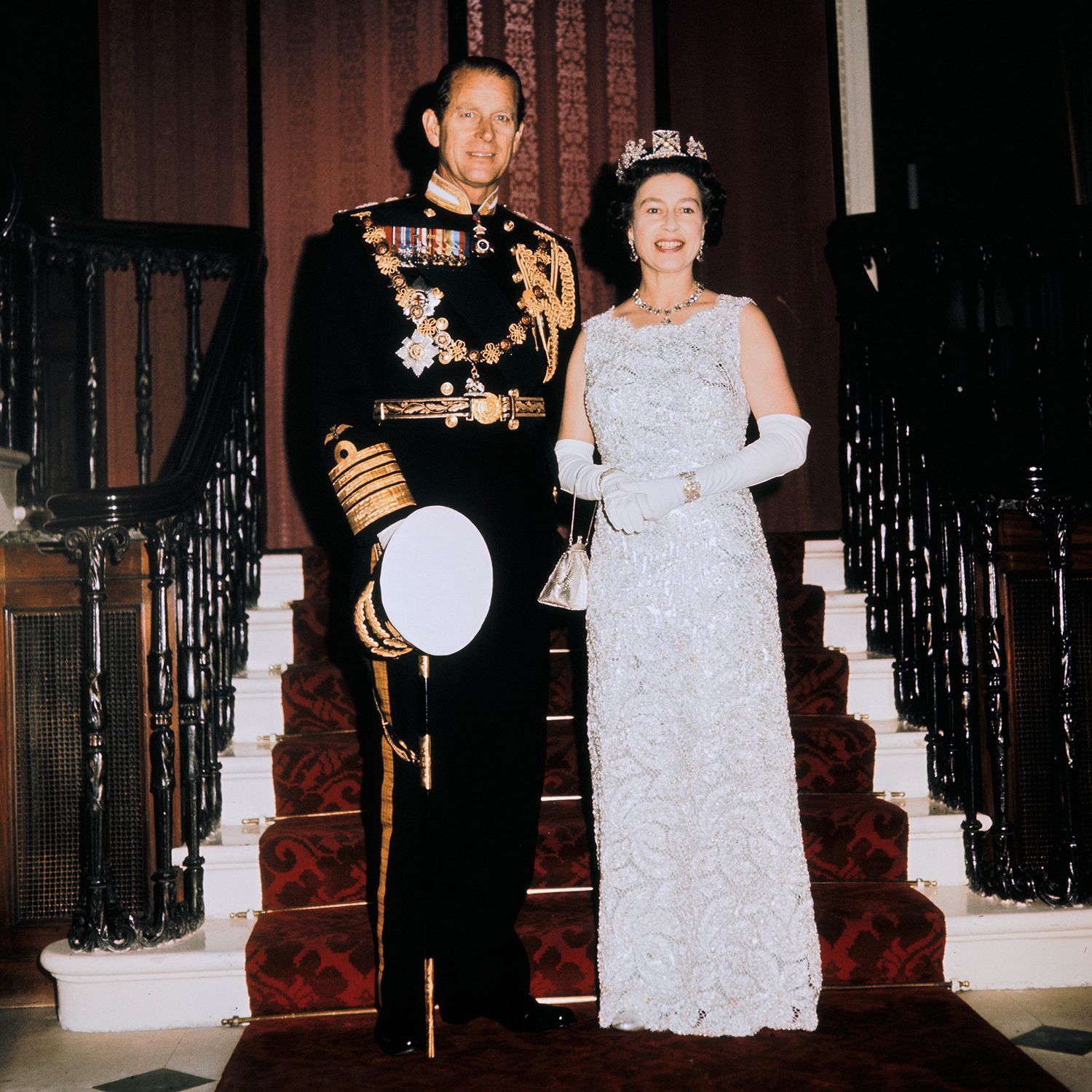 How Elizabeth II evolved from an embarrassed bride to a record holder queen