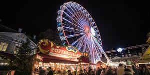 De kerstmarkt in Maastricht, een van de leukste kerstmarkten van2019.